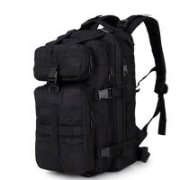 35L新款3P攻击战术背包军迷户外双肩包CS迷彩登山包