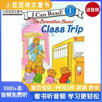 #英文原版 The Berenstain Bears' Class Trip [4-8岁]