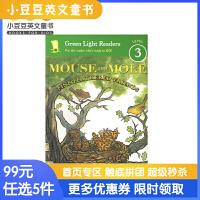 进口原版 Mouse and Mole: Fine Feathered Friends