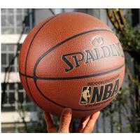 运动篮球健身弹力室外室内比赛蓝球NBA真皮手感耐磨防滑篮球76-137Y