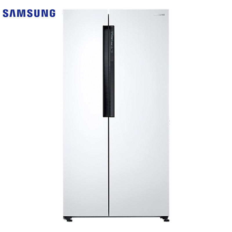 三星(SAMSUNG) RS62K6000WW/SC 638升双开门冰箱 风冷无霜 变频双循环 智能保鲜 家用 LED触控,风冷无霜,双循环智能保鲜系统