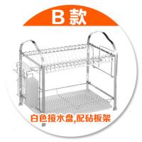 厨房置物架碗架沥水架碗碟架晾碗筷壁挂收纳架厨房用品用具