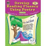 【预订】Develop Reading Fluency Using Poetry, Grades 2-4 978074