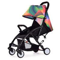 婴儿推车轻便简易可坐可躺折叠超轻便携儿童推车迷你BB手推伞车a349