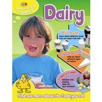 英文原版 Dairy (Whats for Lunch)