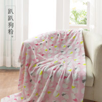 秋冬加厚法兰绒面料双面绒法兰绒宝宝睡衣床单布头珊瑚绒布料