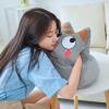 午睡枕学生睡枕头办公室抱枕被子两用儿童午休枕趴趴枕暖手睡觉趴