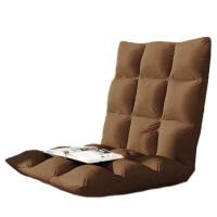 家用单人休闲折叠椅榻榻米沙发坐垫床上靠背垫飘窗椅懒人沙发椅