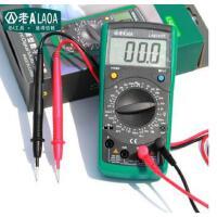 老A (LAOA) 多功能电子数显数字万用表 LA814101