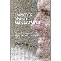 【预订】Employer Brand Management: Practical Lessons from the W
