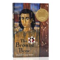 【满300-100】青铜弓箭The Bronze Bow英文原版小说 1962年纽伯瑞儿童文学奖金奖 课外兴趣阅读