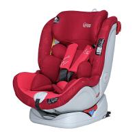 儿童安全座椅汽车用0-4-6-12岁360度旋转反向isofix接口新生宝宝