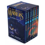 猫武士第二部曲 Warriors: The New Prophecy Box Set Volumes 1 to 6 猫