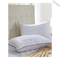 荞麦两用枕头决明子枕芯薰衣草学生单人枕一对拍2个 枕芯白色