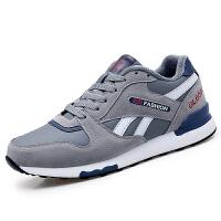 冬季男鞋子加绒保暖棉鞋男士休闲运动鞋韩版潮流学生板鞋跑步潮鞋