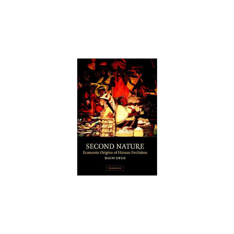 【预订】Second Nature 9780521623995 美国库房发货,通常付款后3-5周到货!