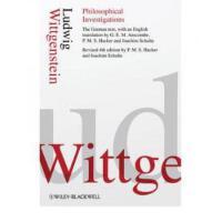 【预订】Philosophical Investigations 4E 9781405159296