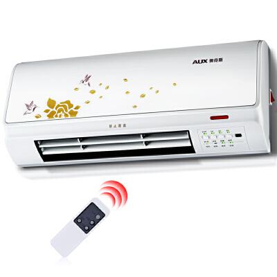 暖风机家用浴室壁挂式取暖器电暖风电暖器防水节能省电暖气 居浴两用防水 台式壁挂式两用 即开速热