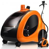 洗晒/熨烫贝尔莱德蒸汽挂烫机家用熨斗小型烫衣服熨烫机立式GS29-BJ 橙色