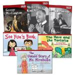 【预订】Motivational Figures and Characters 6-Book Set: Themed