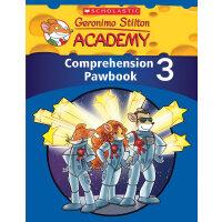 Geronimo Stilton Academy: Comprehension Pawbook Level 3 老鼠记