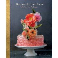现货英文原版 Maggie Austin Cake 麦琪.奥斯汀的蛋糕 艺术蛋糕 烘焙 甜点 Maggie Austin