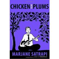 英文原版 Chicken With Plums