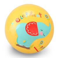 费雪宝宝小皮球幼儿园小孩拍拍球婴儿篮球儿童玩具球类1-3周岁2岁