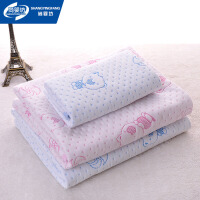 婴儿隔尿垫防水透气可洗儿童纯棉双面大号加厚防漏尿布湿夏冬床垫