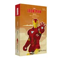 英文原版. Iron Man 钢铁侠(电影同名小说.赠英文音频与单词随身查APP)