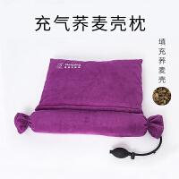 颈椎枕头修复颈椎护颈枕糖果枕荞麦壳决明子圆柱枕芯