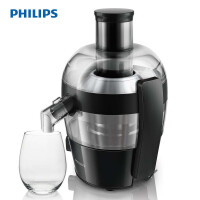 飞利浦(Philips)电动榨汁机 HR1832/02 家用多功能出汁