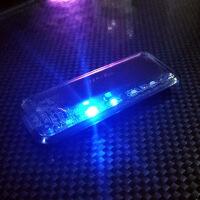 汽车爆闪灯 装饰灯 车载防盗报警器 LED警示 模拟闪灯