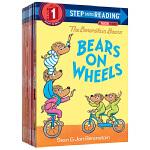 美国企鹅兰登经典分级读物兰登英语阶段18册 英文原版绘本 Step into Reading 1 英文版童书 进口原版