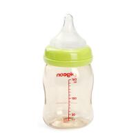 贝亲PPSU奶瓶婴儿防摔日本宽口径宝宝新生儿塑料耐摔160/240ml