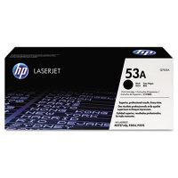 惠普原装正品 hp Q7553A黑色激光打印硒鼓 hp53A墨粉盒 惠普hp LaserJet P2014 P2014