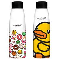face玻璃水杯便携创意潮流女学生韩国版清新可爱运动户外随手杯子a225