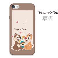 华为苹果5手机壳iphone5创意平果5保护套IP5软胶iphone新款pingg5