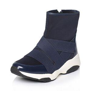 Tata/他她冬季专柜同款时尚女休闲靴FC942DD6