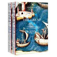 甲骨文丛书・伟大的海:地中海人类史(套装全2册) 2011年《星期日泰晤士报》年度选书历史著作榜首,2011年英国国家