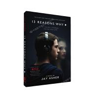 英文原版13 Reasons Why-Jay Asher 十三个理由 13个原因 汉娜的遗言 同名热播美剧 外国校园青春