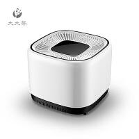 卧室空气净化器迷你家用除甲醛二手烟负离子办公室桌面小型净化器