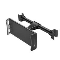车载手机平板支架后座汽车后排座椅平板电脑卡扣手机架 平板手机车载支架