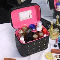 韩国大容量女化妆包手提便携旅行大号护肤品收纳化妆箱化妆盒
