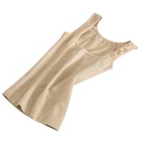 产后塑形美体束身衣薄款塑身上衣收腹束腰无痕背心女燃脂衣
