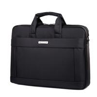 mh笔记本电脑包单肩手提女男14寸15.6寸17寸