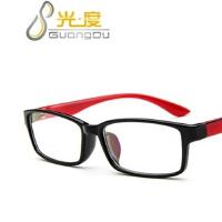 新款时尚潮流眼镜框2317 百搭多色运动眼镜框架 可配近视眼镜