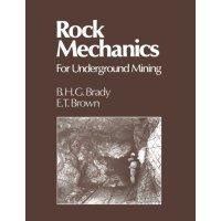 【预订】Rock Mechanics: For Underground Mining 9789401165037