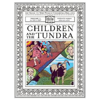 【预订】Children and the Tundra 美国库房发货,通常付款后3-5周到货!
