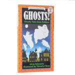 汪培�E推荐英文原版第四阶段 I Can Read, Level 2 Ghosts!: Ghostly Tales fr